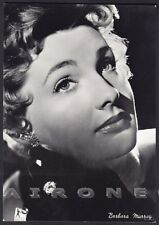 BARBARA MURRAY 01a ATTRICE ACTRESS CINEMA MOVIE STAR PEOPLE Cartolina FOTOGRAF.