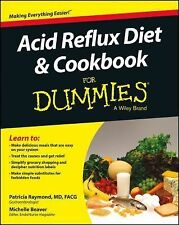 Acid Reflux Diet and Cookbook for Dummies® by Consumer Dummies Staff,...