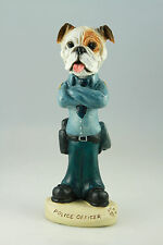 POLICE BULL DOG -SEE INTERCHANGEABLE BREEDS & BODIES @ EBAY STORE
