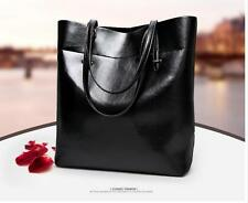 High Quality Women Leather Handbag Shoulder Tote Satchel Messenger Bag Purse