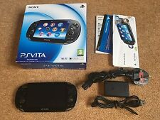 Sony PS Playstation Vita Wifi OLED Console Boxed Wifi Ver 3.63 (PCH-1003) - #18