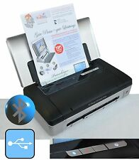 USB & KABELLOS MINI DRUCKER HP OFFICEJET 100 FULL PRINTHEAD  FÜR WIN XP 7 8 10