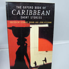 THE OXFORD BOOK OF CARIBBEAN SHORT STORIES, SOFTCOVER, EXC CONDITION (B14)