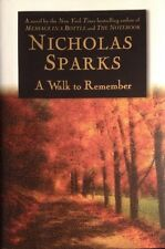 A Walk To Remember Nicholas Sparks HardBack BOOK VF TRUE 1st NEW FIRST EDITION*