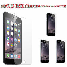 Premium Anteriore LCD Crystal Clear Screen Protector Guard per Apple iPod Touch 4 UK