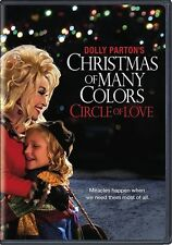 DOLLY PARTON'S CHRISTMAS OF MANY COLORS CIRCLE OF LOVE New Sealed DVD