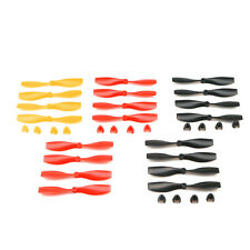 20pcs 2-Blade Propellers 75mm * 0.9mm for 90mm-150mm DIY Micro Quadcopter Frame