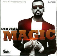 GARRY SANDHU MAGIC - NEW ORIGINAL BHANGRA MUSIC CD - FREE UK POST