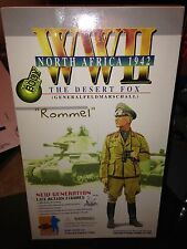 "DRAGON ""ROMMEL""  ""THE DESERT FOX""  NORTH AFRICA 1942 1/6TH  SCALE"