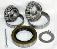 (Qty. 2) K2-100 3,500 lb.Trailer Kit L44649/10 L68149/11 Bearings 10-19 Seal
