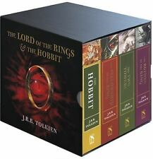 The Lord of the Rings and the Hobbit Boxed Set by J.R.R. Tolkien [Audiobook]