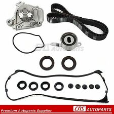 Timing Belt Water Pump Valve Cover Gasket 92-95 Honda Civic Del Sol 1.6L D16Z6
