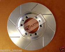 HOLDEN COMMODORE VL TURBO V8 CALAIS  FRONT  DISC BRAKE ROTORS -SLOTTED*-290MM