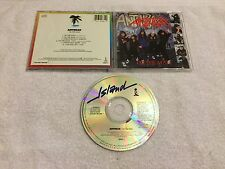(MINT CONDITION!!) I'm the Man [EP] by Anthrax (CD 1987 Island Records) RARE OOP