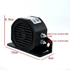 Waterproof DC 12-80V Car Motorcycle Vehicle Reversing Horn Back-up Alarm 105dB