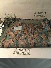 "USMC Marine Poncho Liner ""WOOBIE"" MARPAT / Coyote Faded"