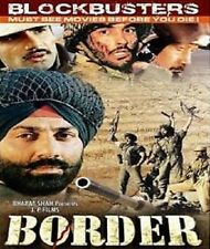 BORDER - BOLLYWOOD ORIGINAL DVD - FREE POST