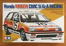 Tamiya 24063 honda Mugen Civic Si gr a racing 1:24 nuevo New