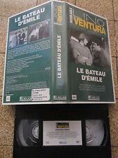 Le bateau d'Emile de Denys De La Patelliere avec Lino Ventura, VHS, Comédie