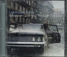 Lighthouse Family - Whatever gets you through the day Cd Sigillato