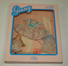 Vintage 1988 Vogue Dolls Dakin Ginny MOMMY & DOLLY Outfit NRFB