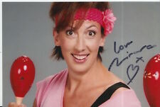 MIRANDA HART HAND SIGNED 6X4 PHOTO MIRANDA TV 5.