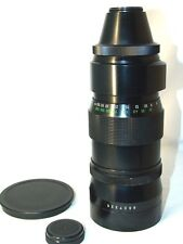 PENTACON 4/300mm.Tele Lens,mount camera for M42,made in Germany