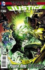 JUSTICE LEAGUE (NEW 52)  #26   NM