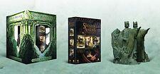 Herr der Ringe 1-3 DVD BOX inkl. Argonath Weta Buchstützen! NEU&OVP
