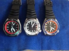 VINTAGE SEIKO DIVERS WATCH MODEL 7002 FULLY RESTORED 150 METERS WATER RESISTANT