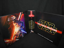 Custom Made Star Wars The Force Awakens 2 Inch Binder Graphics Only