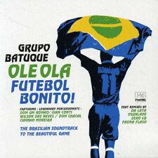 GRUPO BATUQUE =futebol bonito= Osunlade/Da Lata...= Funky Latin Electro Grooves