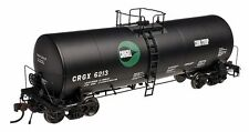 Atlas (HO-Scale) #20003180 Trinity 17,500 Gal Tank Car CRGX Corn Sweetener #6231