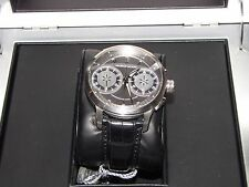 "*MAURICE LACROIX* ""Masterpiece La Chronographe"" Watch MP7128-SS001-320 SS BOX"