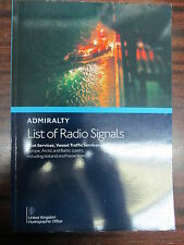 Admiralty List Of Radio Signals NP286(2)  Vol 6 2014/15  Pilot Services  Europe