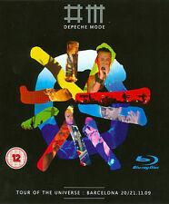 Tour of the Universe: Barcelona 20/21:11:09 [Blu-ray], New DVD, ,