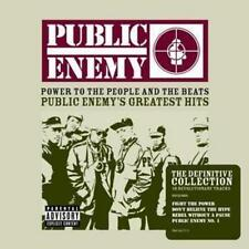 Public Enemy : Power To The People And The Beats: Public Enemys Greatest Hits CD