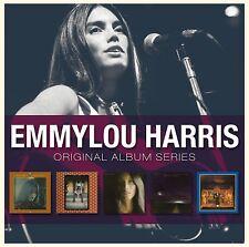 EMMYLOU HARRIS ORIGINAL ALBUM SERIES: 5CD SET (2010)