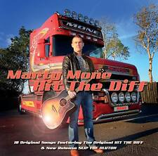 Marty Mone Hit The Diff CDs - New 2015 Irish Country/Trucking/Music/fun/Slip The