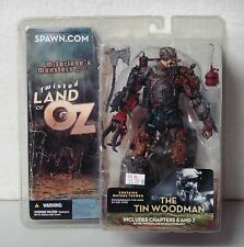 McFarlane's Monsters Series 2 Twisted Land of Oz Tin Woodsman Figure 2003 MIP