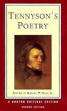 Tennyson's Poetry (Norton Critical Editions)-ExLibrary