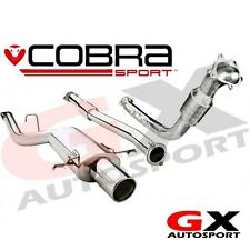 SB32a Cobra Subaru Impreza WRX STI 01-05 Road Turbo Back Exhaust Sports Cat Rec