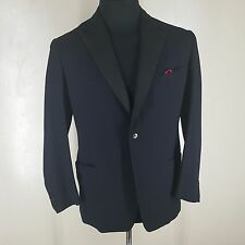 NORTON & SONS SAVILE ROW TRUE VINTAGE(1962) BESPOKE DINNER JACKET APPROX 40-42 R