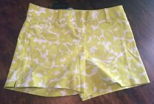NWT Womens THE LIMITED Oversized Floral Tailored The Perfect Fit Shorts Size 8