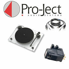 Pro-Ject Xperience Basic + Plattenspieler incl. Pick It MC-1 + RCA-CC NEU!