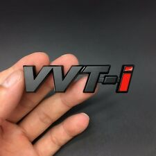 Metal VVTi Emblem Car Badge Decal Sticker For Toyota TRD Yaris Corolla FT86