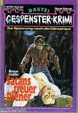 GESPENSTER - KRIMI Band 444 / Bruce Coffin / (Bastei 1973-1985)