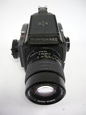 Mamiya M645J Kit with Prism Finder, 150MM F3.5 'N' Lens, & 120 Insert
