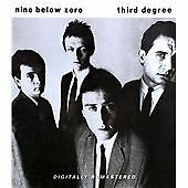 Nine Below Zero - Third Degree (2012)  CD  NEW/SEALED  SPEEDYPOST