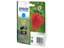 CARTOUCHE EPSON 29 CYAN / fraise t2982 t29 pour Expression home xp-432 xp-435